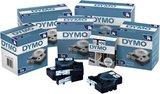 DYMO S0720730 labelprinter-tape Zwart op geel_