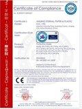 Mondkapjes 3 Laags FFP2. Met CE Certificaat. 50 stuks blauw_