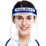 Gezichtscherm, Spatmasker, Gezichtmasker, Beschermkap, Face Shield_