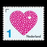 Postzegel liefde (10 st.)_