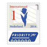 Postzegel Internationaal Nederlandse Iconen (5 st.)_
