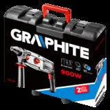 ELECTRISCHE BOORHAMER SDS+ 900W - GRAPHITE_