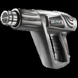 Verf afbrander / hete lucht pistool, regelbaar - GRAPHITE_