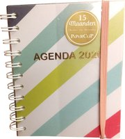 Paperclip - 15 Maanden Agenda 2020 - Streep