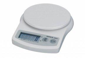 Maul postweegschaal MAULalpha weegt tot 2 kg gewichtsinterval van 1 gram