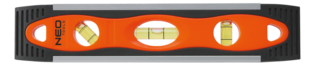 NEO torpedo waterpas magnetisch, 23cm 0