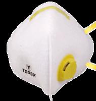 Topex Stofkap, Fijn stof met filter