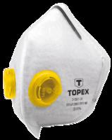 Topex Stofkap, Grof stof met filter