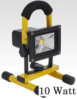 Bouwlamp LED Werklamp met standaard 10 WATT