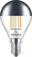 Philips LED kogel E14 35W spiegel helder