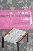 Friday&Free The perfect romantic dinner guide, tafelkleed, valentijnsdag