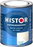 Histor Perfect Base Supergrondverf 0,75 liter - Wit