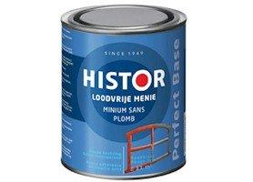 Histor Perfect Base Loodvrije Menie 0,75 liter - Roodbruin