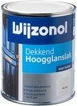 Wijzonol Dekkend Hoogglanslak - 0,75l - 9170 - Ivoor