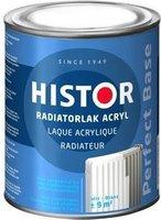Histor Perfect Base Radiatorlak Acryl 0,75 liter - Wit