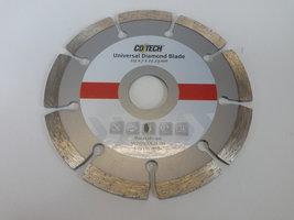 Diamant Slijpschijf voor steen, beton, baksteen 115 mm