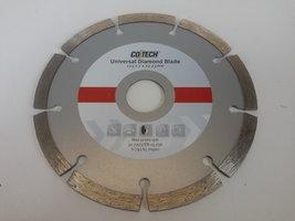 Diamant Slijpschijf voor steen, beton, baksteen 125 mm