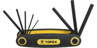 TOPEX Pocket Inbusset