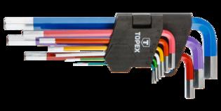 TOPEX Inbusset gekleurd 35D966