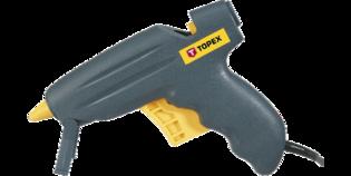 TOPEX Lijmpistool 11,2 mm, 200 w max