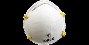 TOPEX Stofkap 5x , fijn stof
