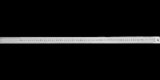 TOPEX Stalen Liniaal 750 mm