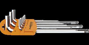 NEO Inbusset Lang 1,5-10 mm