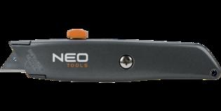 NEO Mes 18 mm Metalenbehuizing