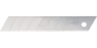 NEO Reserve afbreekmesjes 18 mm. 10 stuks
