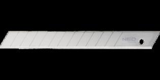 NEO Reserve afbreekmesjes 9 mm. 10 stuks