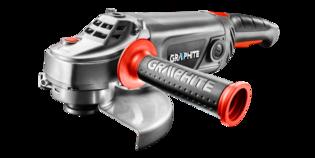 HAAKSE SLIJPMACHINE 230 mm 2400 Watt - GRAPHITE