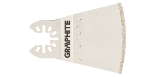 GRAPHITE Multitool CERAMISCH Blad 68 mm
