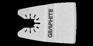GRAPHITE Multitool Stijf Schraper 52 mm