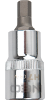 NEO Inbus Dop 12 mm, 1/2