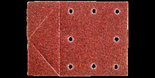 Schuurpapier 115 x 160 mm Korrel 40, 3x