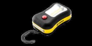 TOPEX Zaklamp COB LED, 4 Watt, max 200 lumen