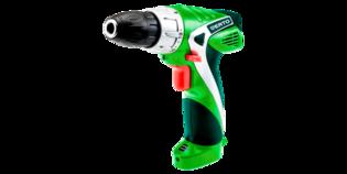 Accu boormachine 10,8v, LI-ION, 19 Nm, - VERTO