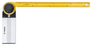 TOPEX Gradenboog - Zwaaihaak 500 mm