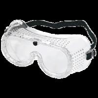 TOPEX Veiligheidsbril Flexibel, inclusief hoofdband