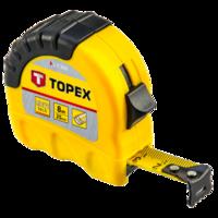 TOPEX Rolmaat 8 m. Shift - Lock