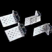 TOPEX Tegelhouders met magneet, 4 stuks