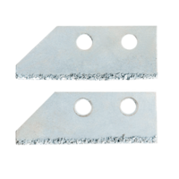 TOPEX 2 Reservebladen voor Diamant Schraper