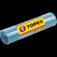 TOPEX Puinzakken 80 liter, 5 stuks