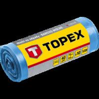 TOPEX Vuilniszakken 120 liter, 10 stuks