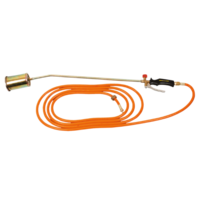 TOPEX  Gas Dakbrander/Onkruidbrander set 60 mm