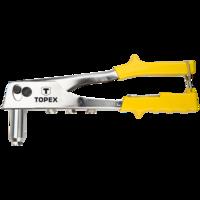 TOPEX Popnageltang 2.4 en 4.8 mm