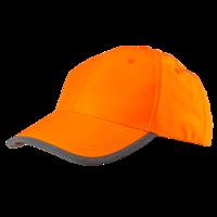 NEO Hi - Vision Cap, Pet. Kleur Oranje.