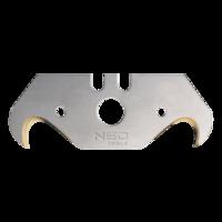 NEO Reservemes Titanium Haak Model. 5 stuks