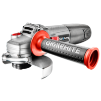 HAAKSE SLIJPMACHINE 125 mm 720 Watt - GRAPHITE