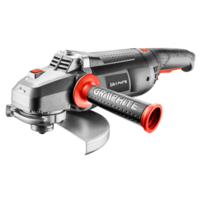 HAAKSE SLIJPMACHINE 230 mm Softstart 2350 Watt - GRAPHITE